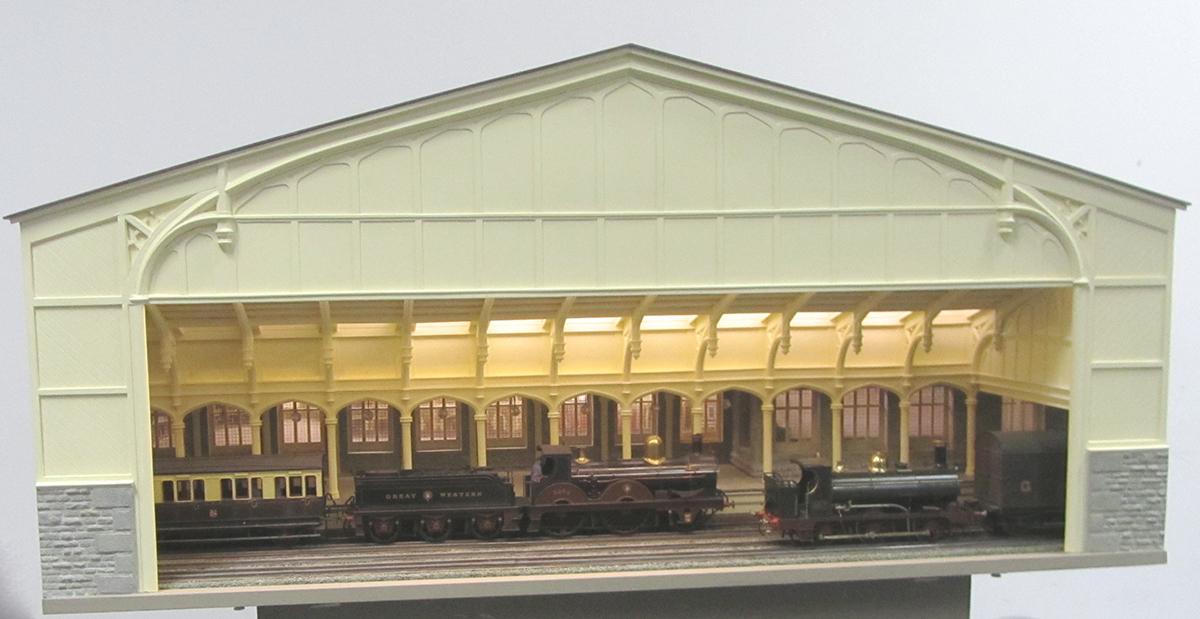 Models & Railways | Bambrick Studio