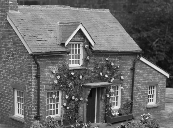 Forge Cottage BW