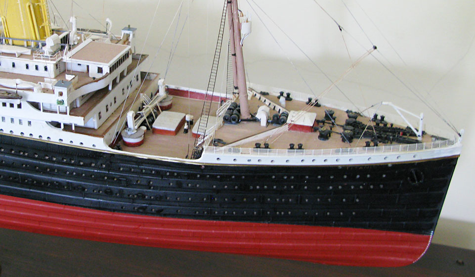Titanic Bow Deck Wwwpixsharkcom Images Galleries With A Bite