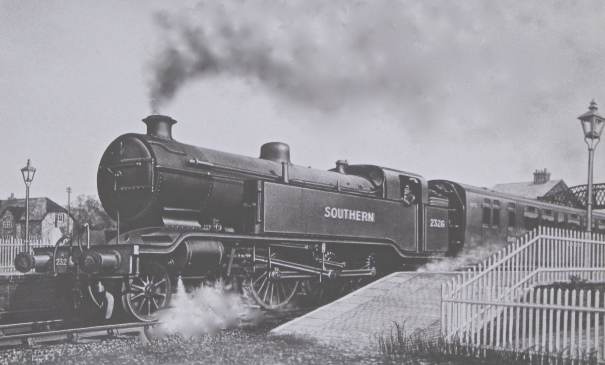 Souther Railway No 2026 was a