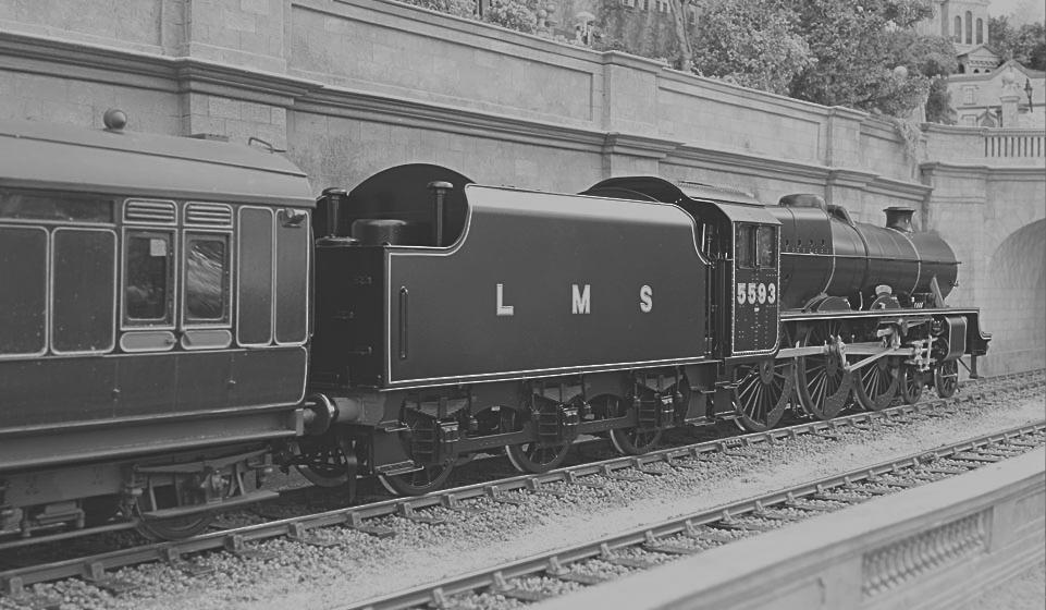 5593 & LMS Brake