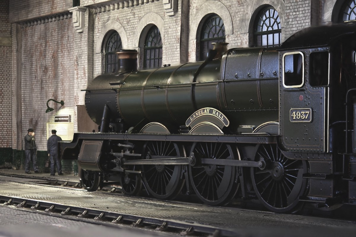 gwr toned