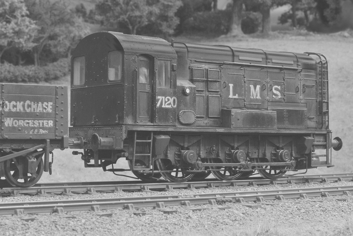 This is at Bucks Hill, but It's a recent addition toone from Jacks collection